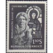 1964, май. Почтовая марка Австрии. Римское искусство в Австрии
