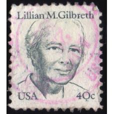 1984 США Лилиан Гилбрет 40 центов