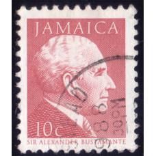 1987 Май Ямайка Премьер-Министр А. Бустаманте 10 центов