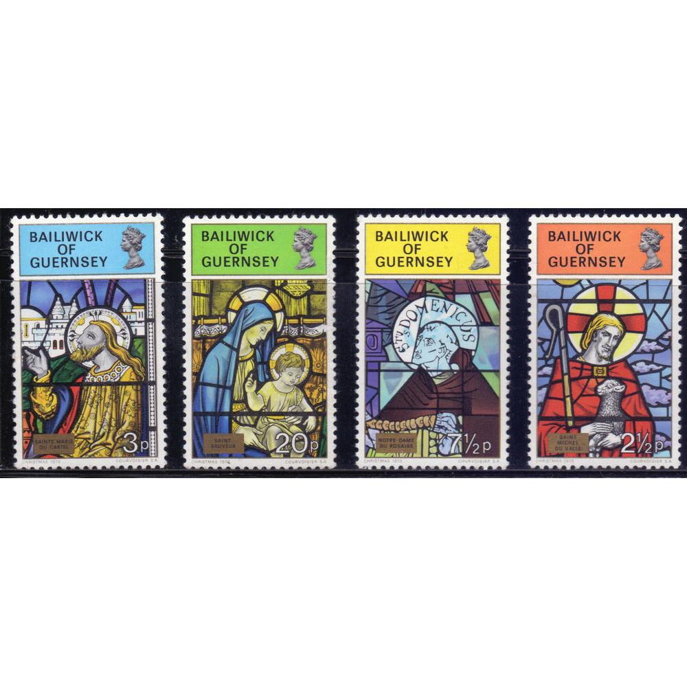 1973, июль. Набор почтовых марок Острова Мэн. Пейзажи