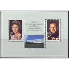1982 Ноябрь Фиджи Королевский Визит