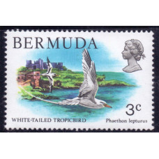 1978 Ноябрь Бермудские Острова Белохвостый Фаэтон 3 цента
