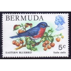 1978 Ноябрь Бермудские Острова Восточная Сиалия 5 центов