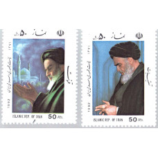 1992 Июль Иран Молитва