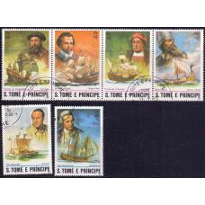 1982 Декабрь Сан-Томе и Принсипе Исследователи