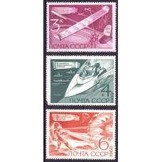1969, декабрь. Технические виды спорта