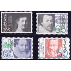 1983 Апрель Нидерланды Благотворительные Марки