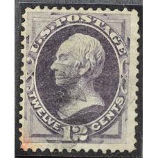 1870 Июнь США Генри Клей 12 центов
