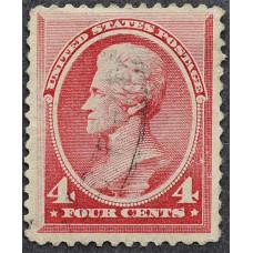 1888 Декабрь США Эндрю Джексон 4 цента