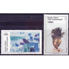 1990 Июль Кипр турецкий Искусство