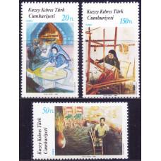 1988 Май Кипр турецкий Картины