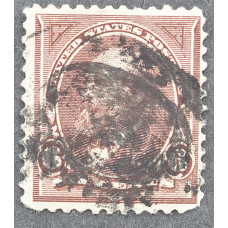 1898 США Джеймс А. Гарфилд 6 центов