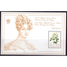 1988 Апрель Бельгия Розы 50+12 франков