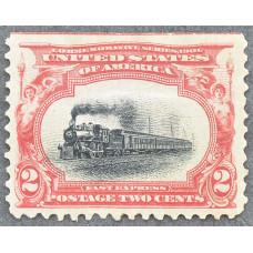 1901 Май США Памятный Выпуск 2 цента