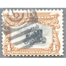1901 Май США Памятный Выпуск 4 цента