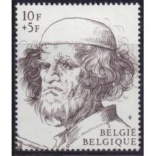 """1969 Май Бельгия """"POSTPHILA 1969"""" 10+5 франков"""