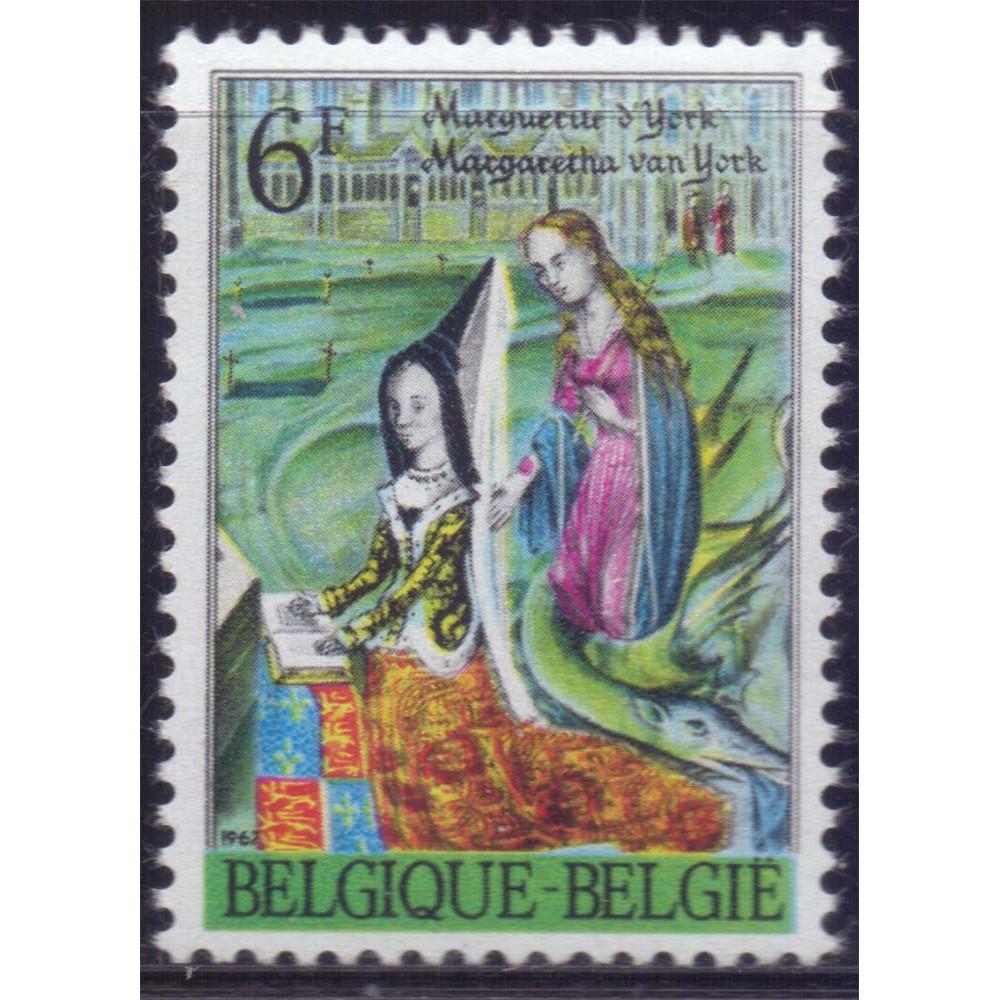 1967 Сентябрь Бельгия Британская Неделя в Брюсселе 6 франков