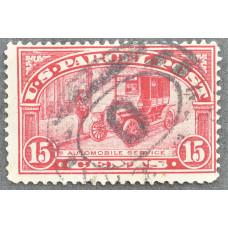 1913 США Марка Бандерольных Отправлений 15 центов