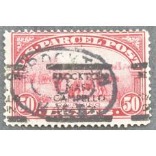 1913 США Марка Бандерольных Отправлений 25 центов