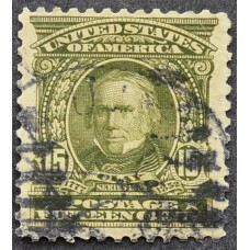1902 США Генри Клей 15 центов