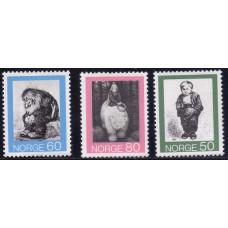 1972 Ноябрь Норвегия Норвежские Сказки