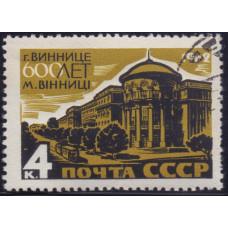 1962, 25 сентября. 600-летие Винницы