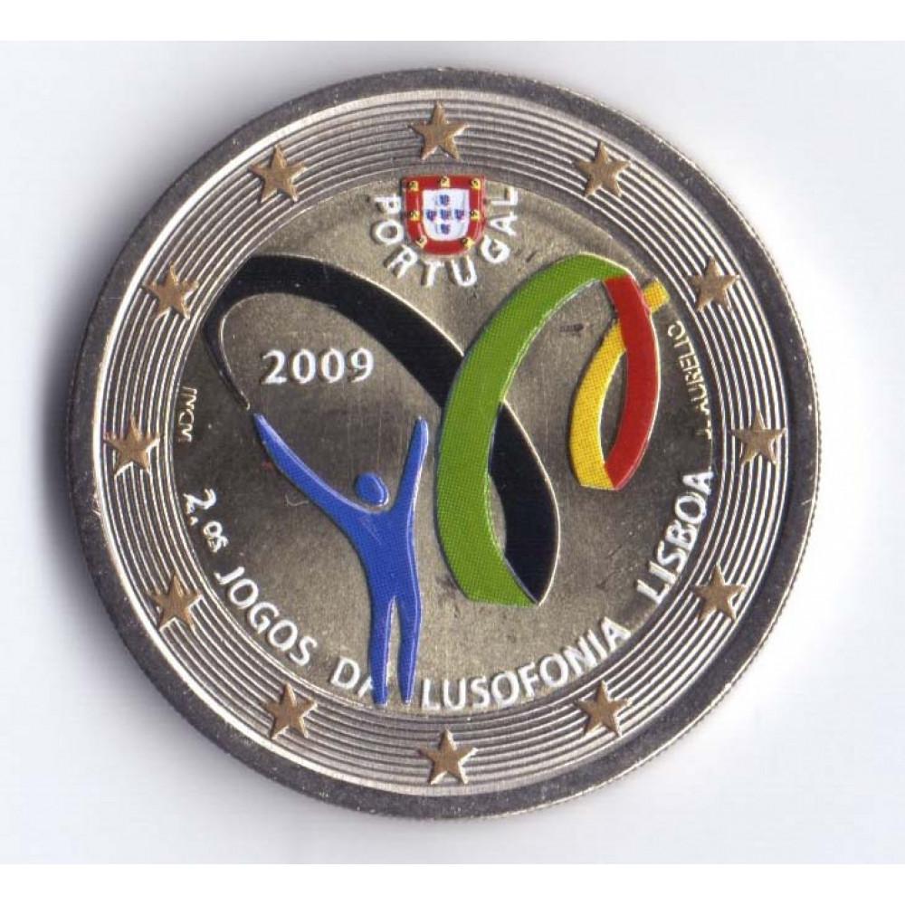 2 евро 2009 Португалия Португалоязычные игры 2009