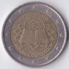2 евро 2007 Австрия - 2 euro 2007 Austria