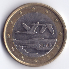 1 евро 2005 Финляндия - 1 euro 2005 Finland