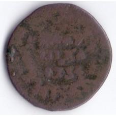 Монета Полушка 1734 г. Анна Иоанновна.
