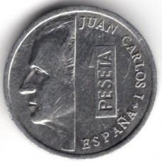 1 песета 1997 Испания - 1 peseta 1997 Spain, из оборота
