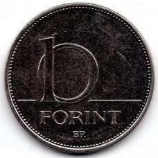 10 форинтов 2004 Венгрия - 10 forint 2004 Hungary, из оборота