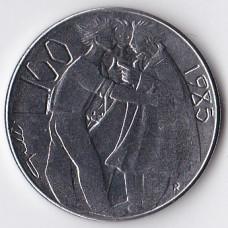100 лир 1985 Сан-Марино - 100 lire 1985 San Marino