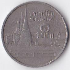 1 бат 1992 Таиланд - 1 baht 1992 Thailand