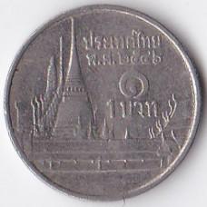 1 бат 2003 Таиланд - 1 baht 2003 Thailand