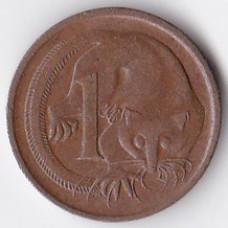1 цент 1976 Австралия - 1 cent 1976 Australia