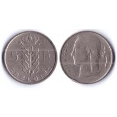 5 Franc BELGIE 1948 E - 5 франков Бельгия 1948 E