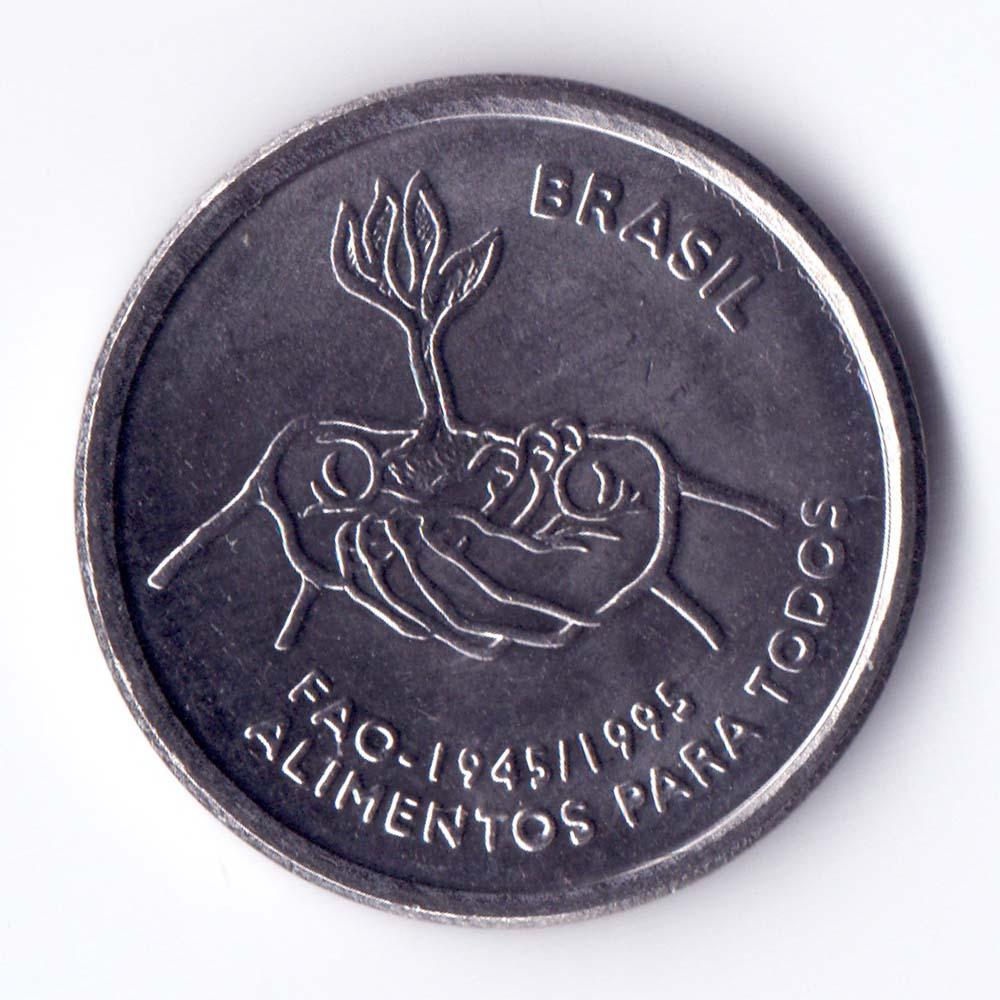 10 сентаво 1995 Бразилия (юбилейная)