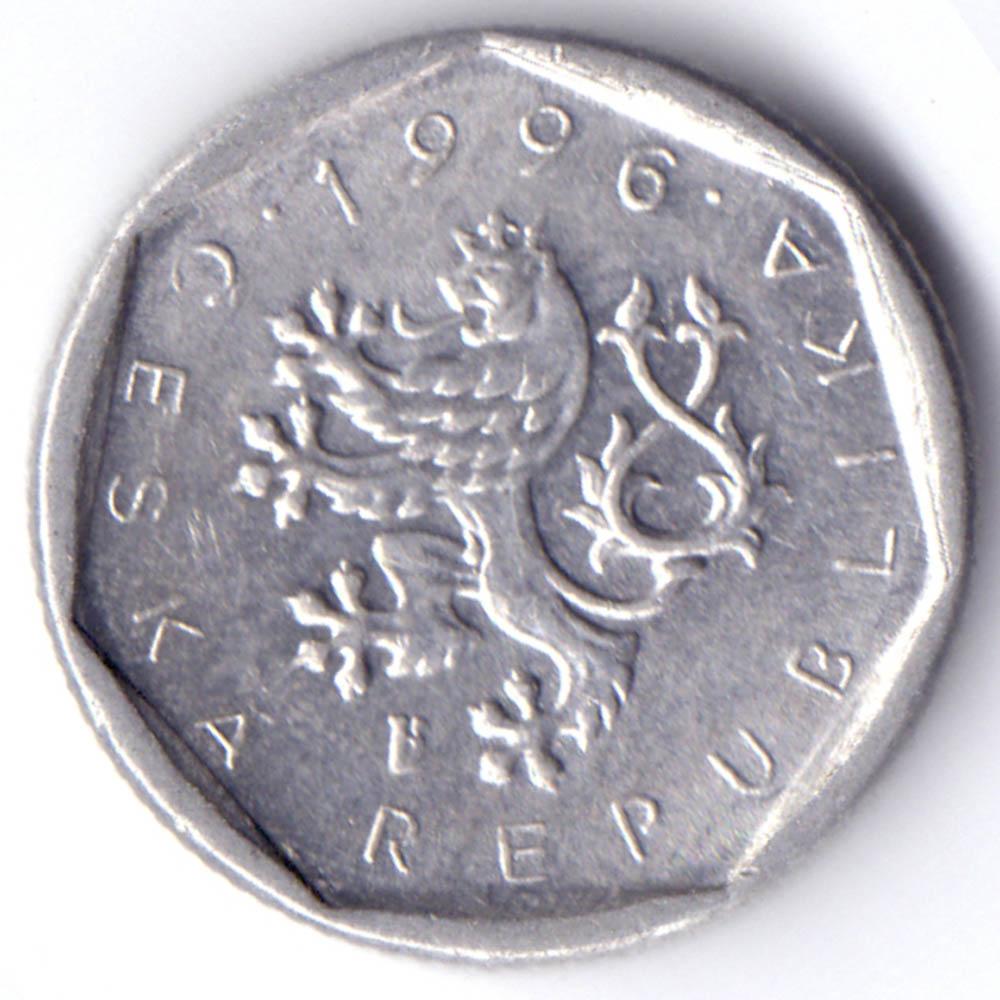 20 haleru 1996