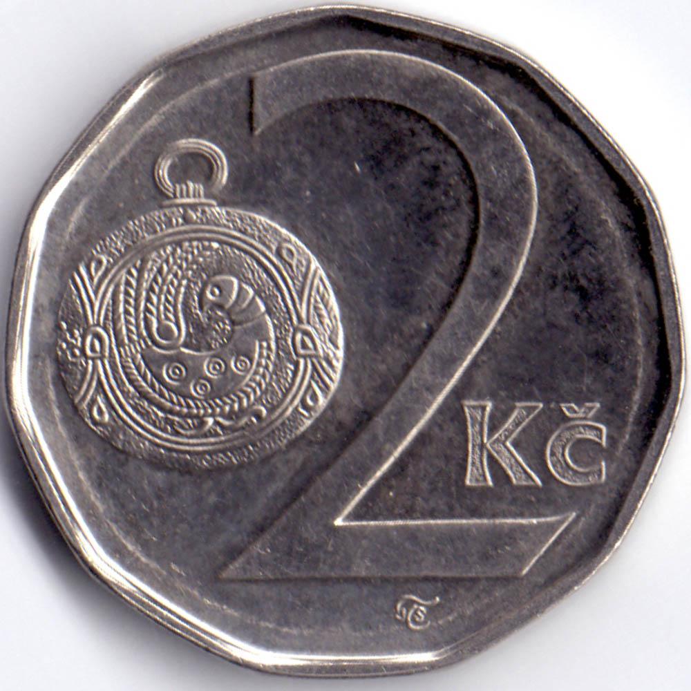 2 Korunas 2001