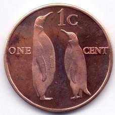 1 цент 2012 Земля Мэри Бэрд - 1 cent 2012 Earth Mary Byrd