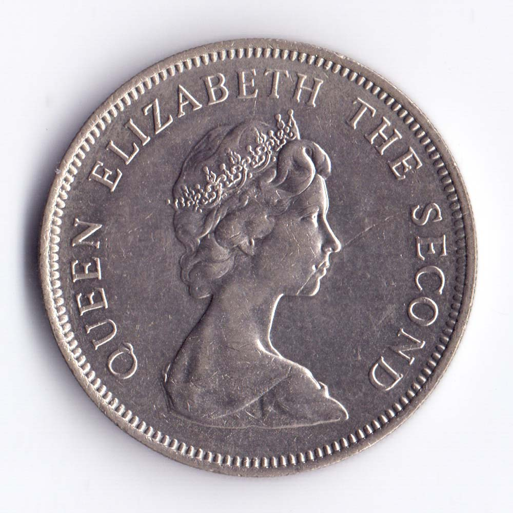 10 пенсов 1983 Фолклендские острова - 10 pence 1983 Falkland Islands