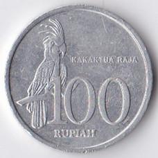 100 рупий 1999 Индонезия - 100 rupiah 1999 Indonesia