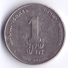 1 новый шекель 1985 Израиль - 1 new shekel 1985 Israel