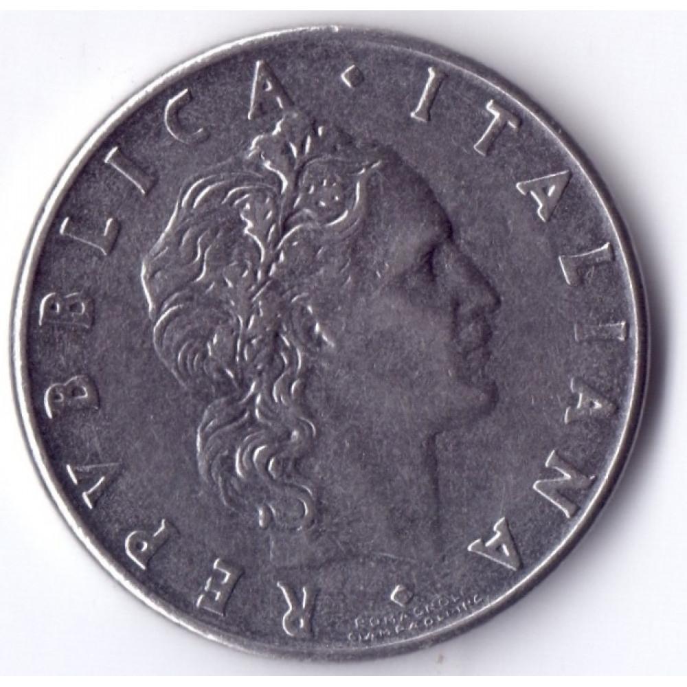50 Lir 1979 Italia - 50 Лир 1979 Италия