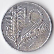 10 лир 1974 Италия - 10 lire 1974 Italy