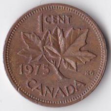 1 цент 1975 Канада - 1 cent 1975 Canada