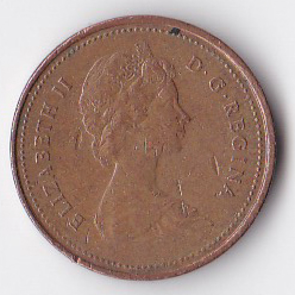 1 цент 1980 Канада - 1 cent 1980 Canada