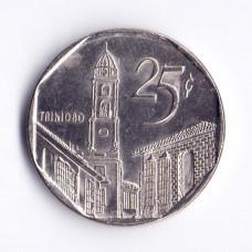 25 сентаво 1998 Куба
