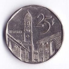 25 сентаво 2002 Куба